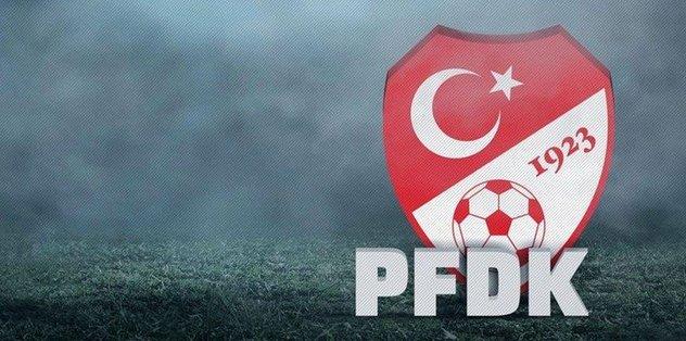 PFDK'dan KSK'ya ceza yağdı