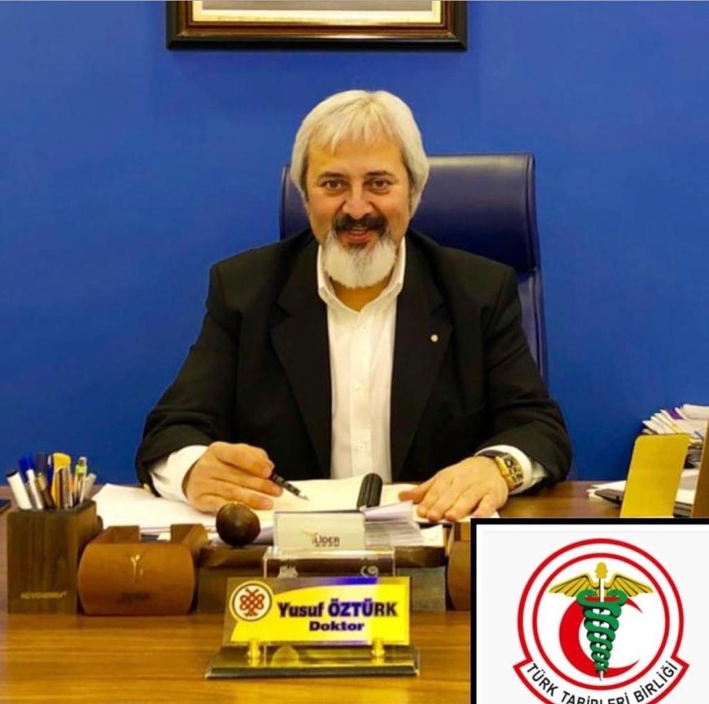 """Tabip Odası Başkanı Dr. Yusuf Öztürk: """"Salgın  kontrolden çıktı"""""""