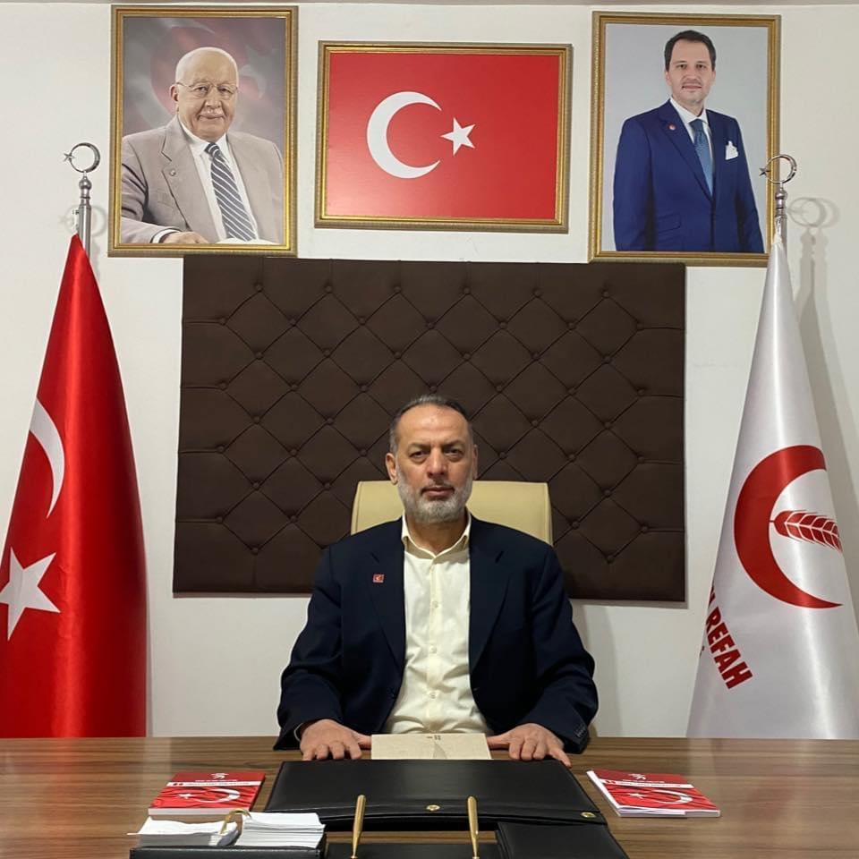 """YRP İl Başkanı Aktaş: """"Yaptık yine yaparız"""""""