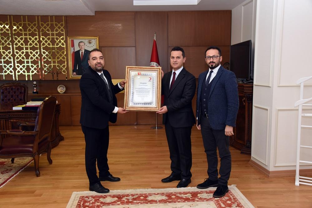 Kızılay'dan  Üniversite'ye gümüş madalya